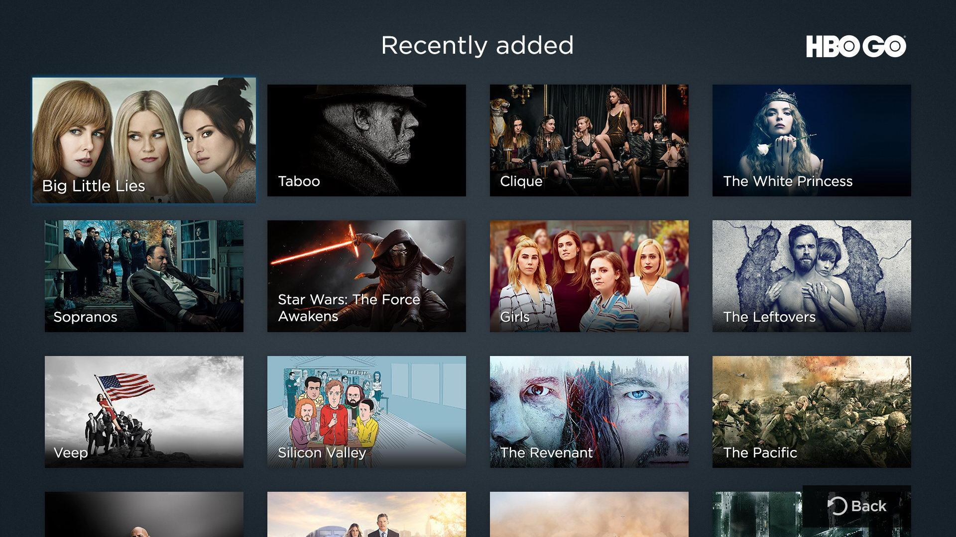 Hbo Go Android Tv