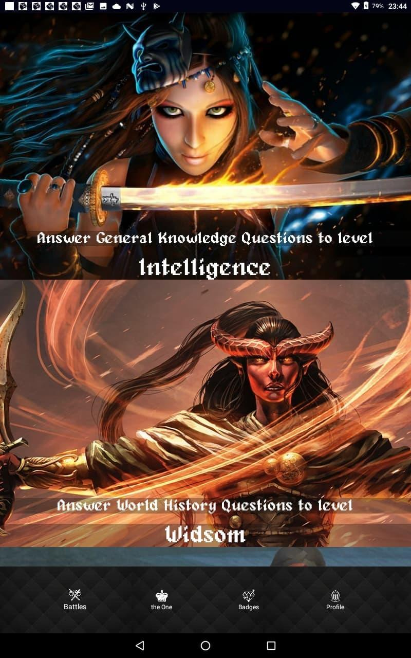 Dungeons and Questions - Ultimate Trivia Quiz App for Android - APK