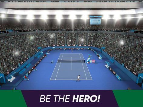 Tennis World Open 2020: Ultimate 3D Sports Games screenshot 1