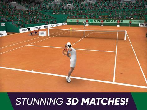 Tennis World Open 2020: Ultimate 3D Sports Games screenshot 2