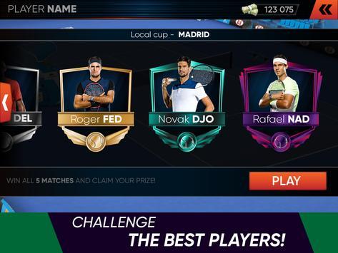 Tennis World Open 2020: Ultimate 3D Sports Games screenshot 4