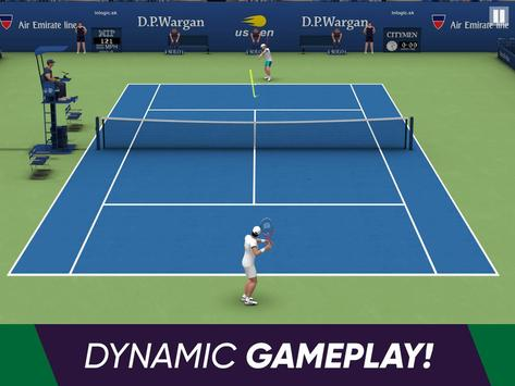 Tennis World Open 2021: Ultimate 3D Sports Games 截圖 3