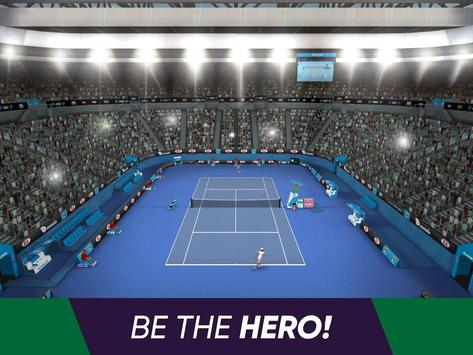 Tennis World Open 2021: Ultimate 3D Sports Games 截圖 1