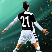 VOETBALBEKER 2021: Free Ultimate Football League-icoon