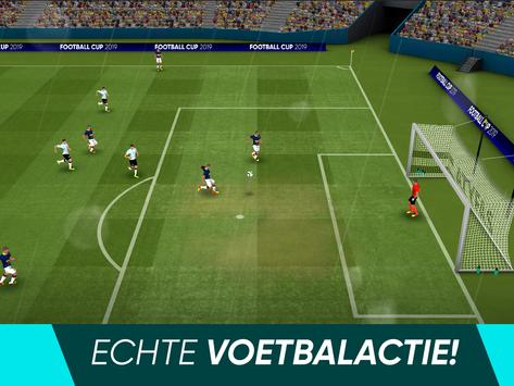 VOETBALBEKER 2021: Free Ultimate Football League screenshot 2