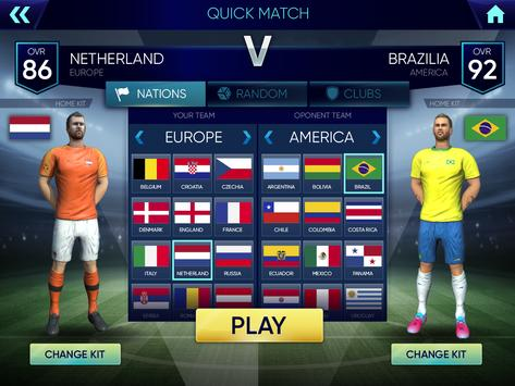 VOETBALBEKER 2021: Free Ultimate Football League screenshot 12