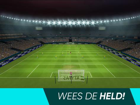 VOETBALBEKER 2021: Free Ultimate Football League screenshot 9