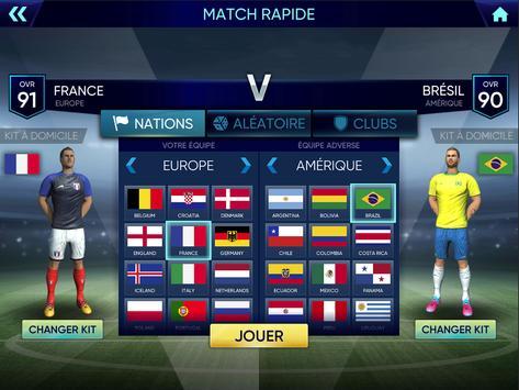 Coupe du monde de football 2020: Ultimate League capture d'écran 6