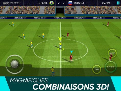 Coupe du monde de football 2020: Ultimate League capture d'écran 10