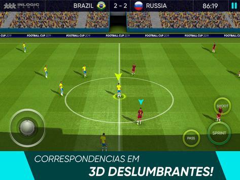 Football Cup 2020 imagem de tela 16