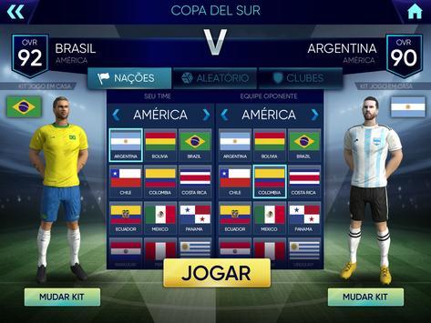 Football Cup 2020 Cartaz
