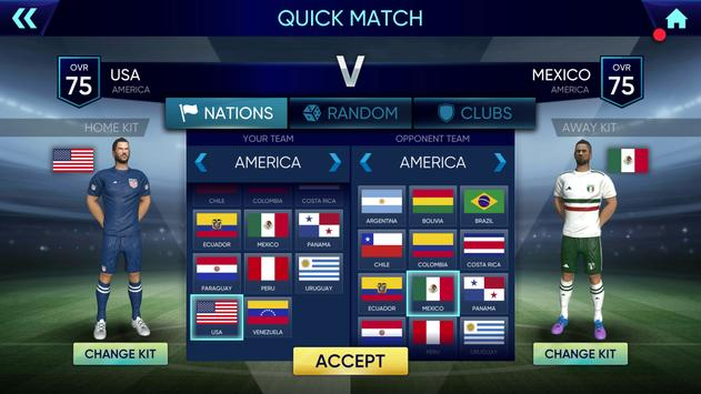 Soccer Cup 2021: Free Football Games screenshot 6