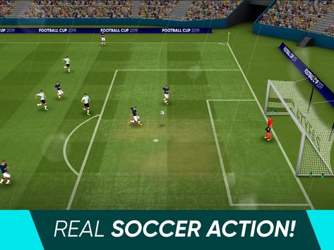 Soccer Cup 2021: Free Football Games screenshot 8
