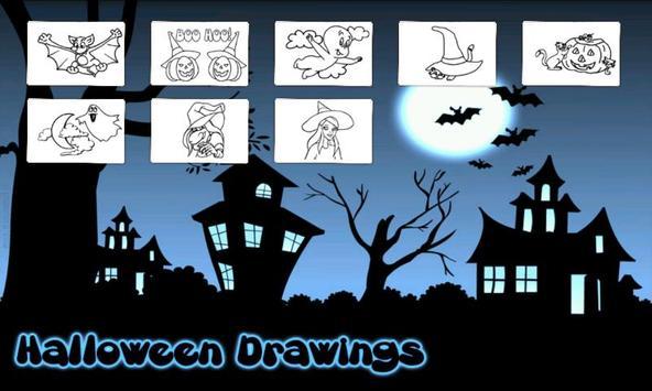 Children Color Halloween Free screenshot 1