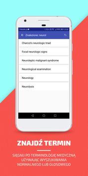Terminy medyczne screenshot 1