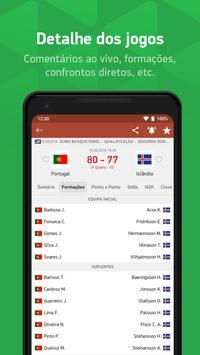 FlashScore - resultados desportivos screenshot 3