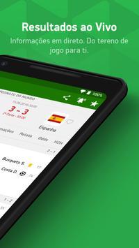 FlashScore - resultados desportivos screenshot 1