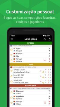 FlashScore - resultados desportivos screenshot 4
