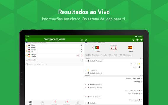 FlashScore - resultados desportivos screenshot 6