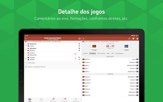 FlashScore - resultados desportivos screenshot 8