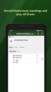 Baseball 24 - live scores screenshot 3
