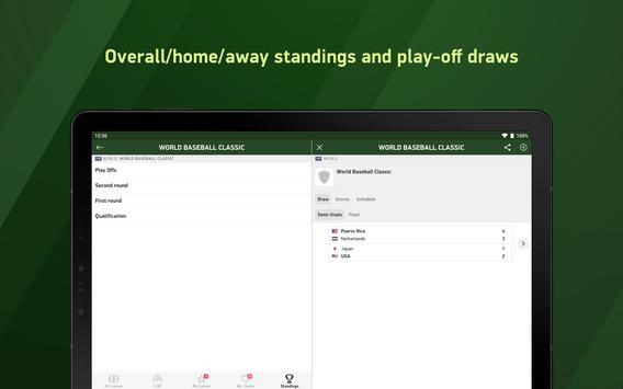 Baseball 24 - live scores screenshot 6