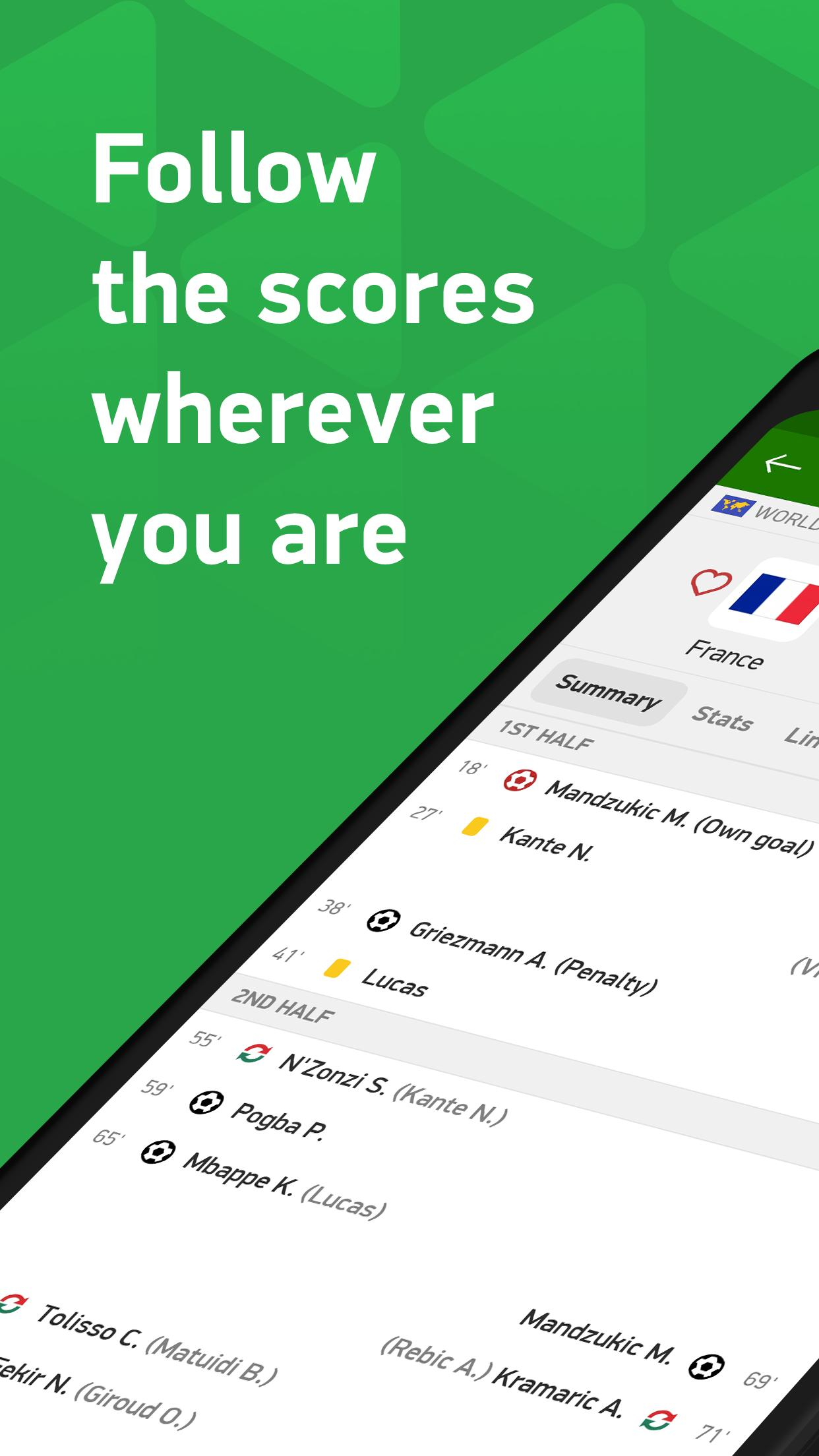 Flashscore Nigeria For Android Apk Download