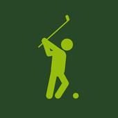 Golf Live 24 - golf scores 图标