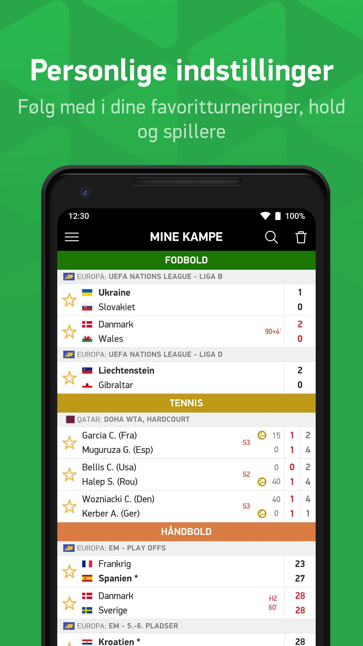 Flashscore Sportsresultater For Android Apk Download