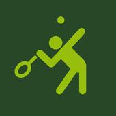 Tennis 24 - tennis live scores icon