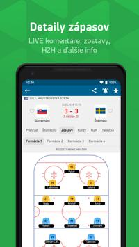 FlashScore - športové výsledky screenshot 3
