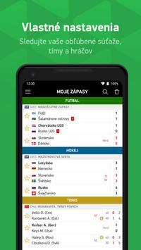 FlashScore - športové výsledky screenshot 4