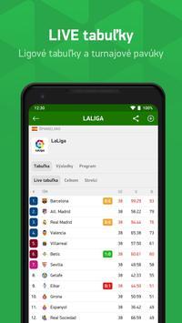 FlashScore - športové výsledky screenshot 5