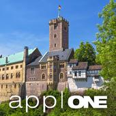 Wartburg Region app|ONE icon