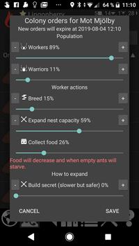 DominAnt screenshot 3