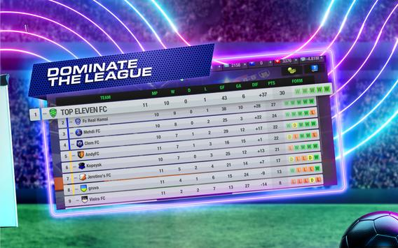 Top Eleven screenshot 11