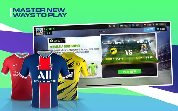 Top Eleven 2020 -  Be a soccer manager poster