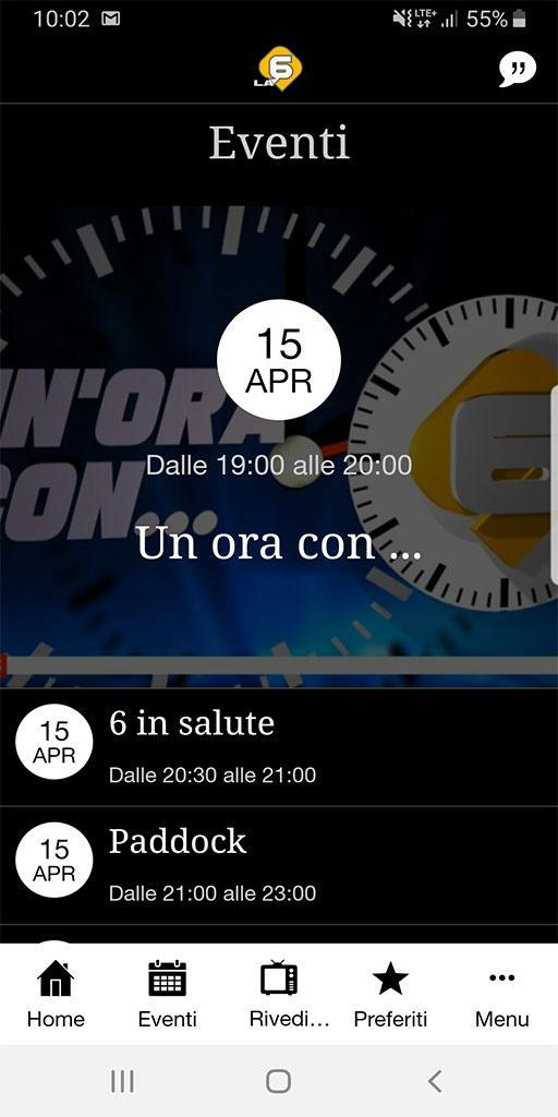La 6 TV for Android - APK Download