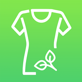 Sell and buy clothes directly in the right size. icon