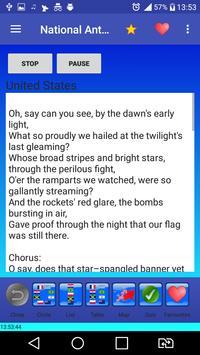 National Anthems screenshot 4
