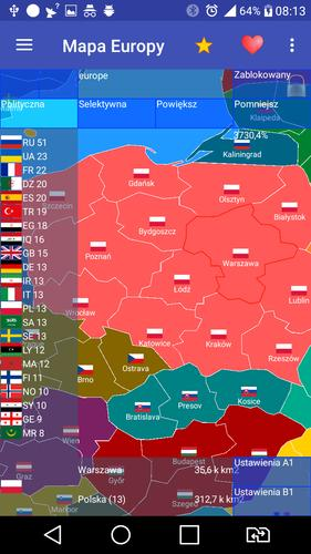 Europe Map Free For Android Apk Download