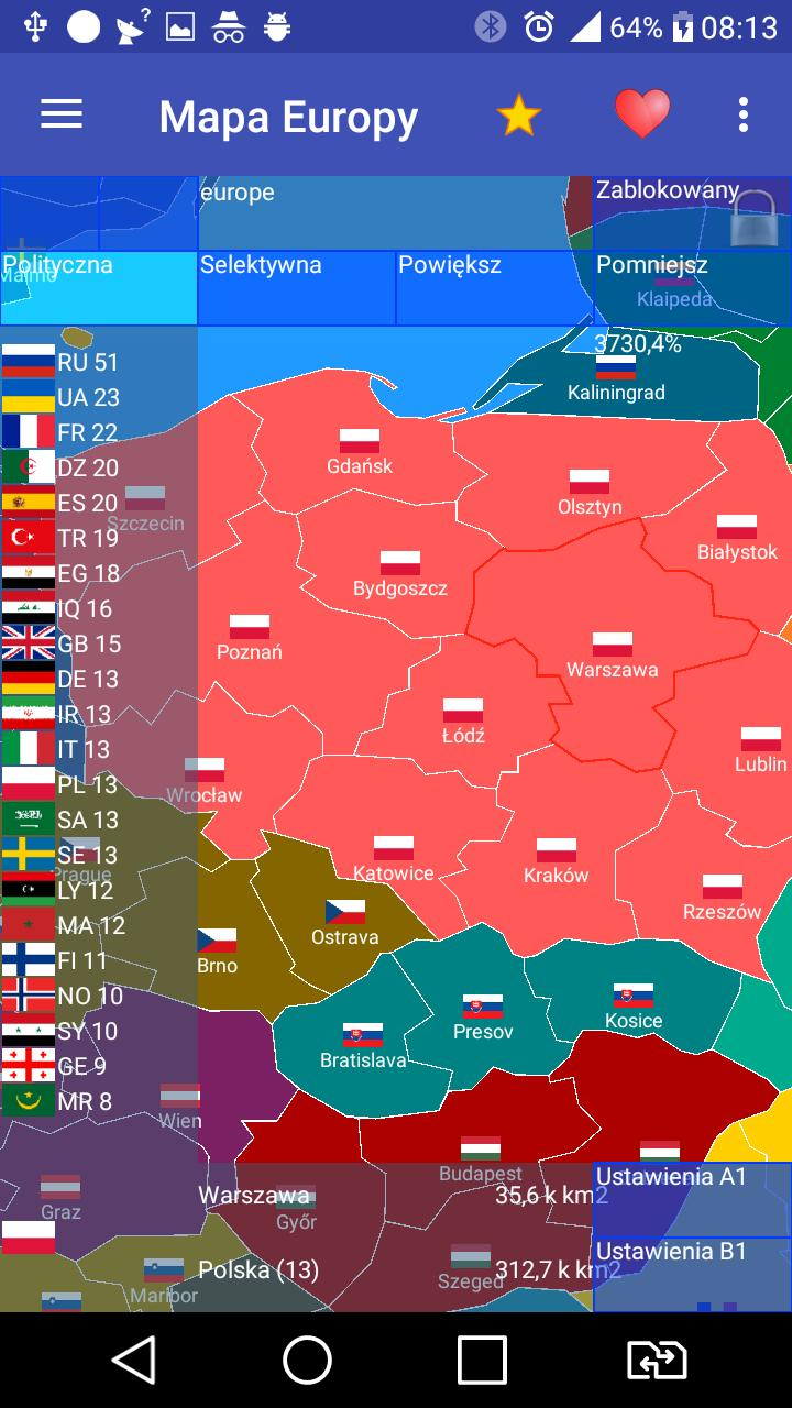 Mapa Europy For Android Apk Download