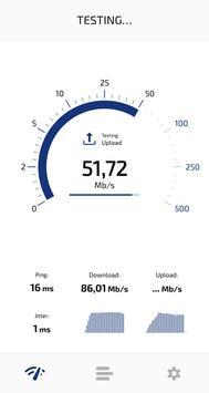 Speed Test Light screenshot 1