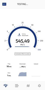 Speed Test Light скриншот 1