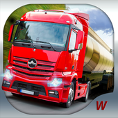Truck Simulator : Europe 2 ikona