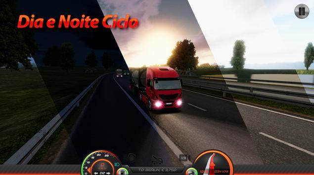 Simulador de caminhão: Europa 2 imagem de tela 12
