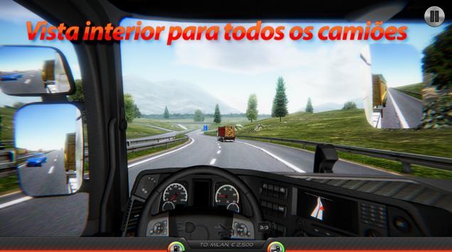 Simulador de caminhão: Europa 2 imagem de tela 5