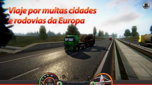 Simulador de caminhão: Europa 2 imagem de tela 6