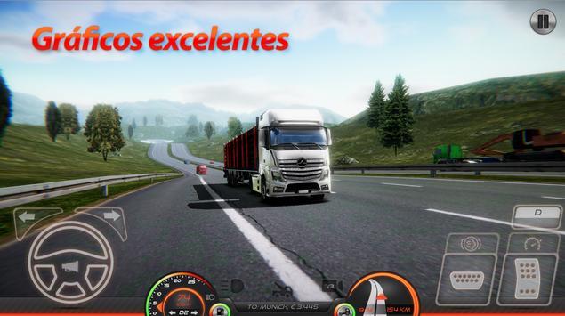Simulador de caminhão: Europa 2 imagem de tela 9
