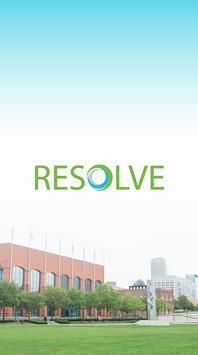 RESOLVE poster